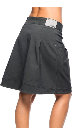Houdini W's Action Twill Skirt Rock Black